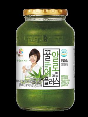 Dalcom cha, Honey Aloe Vera Plus Tea, Infusión de aloe