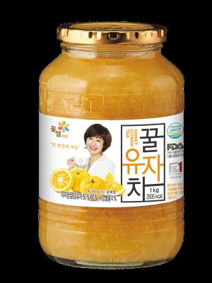 Dalcom cha, Honey Citron Tea, Infusión de Toronja